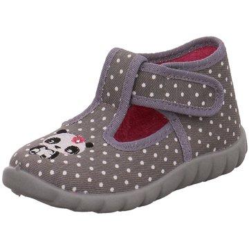 Fischer Schuhe Kleinkinder MädchenPanda grau