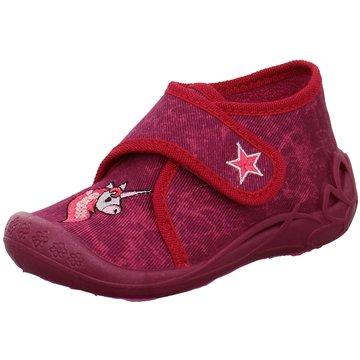 Fischer Schuhe Kleinkinder MädchenEinhorn rot