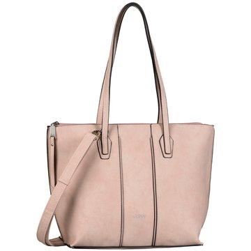 Gabor Taschen DamenAnni Shopper rosa
