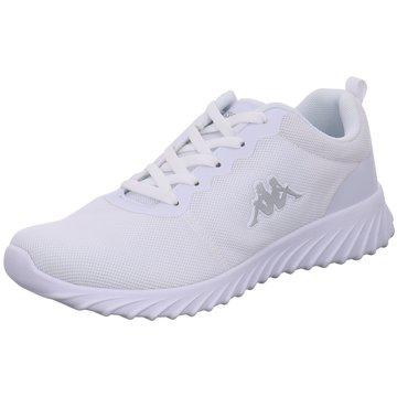 Kappa Sneaker LowCES weiß