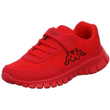Kappa Sneaker LowFollow OC K rot