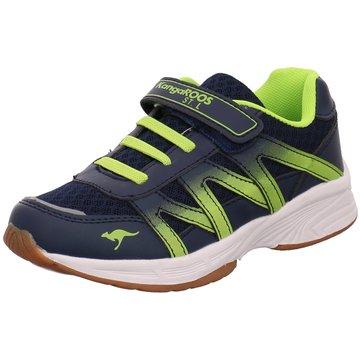 KangaROOS Sneaker LowAnuk EV blau