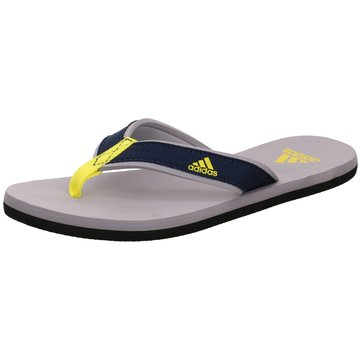 adidas Offene Schuhe grau