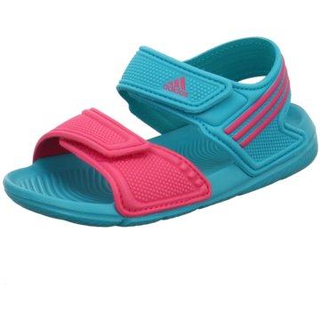 adidas SandaleAkwah 9 K türkis