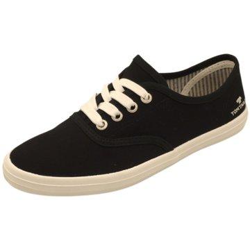 Tom Tailor Sneaker LowTom Tailor  schwarz