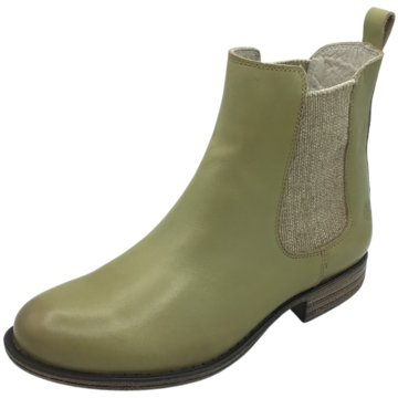 Only A Shoes Chelsea Boot oliv