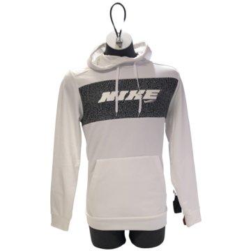 Nike HoodiesDRI-FIT - CZ1484-100 weiß