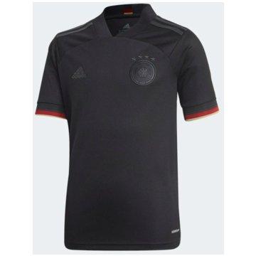 adidas FußballtrikotsDFB A JSY Y - EH6114 schwarz