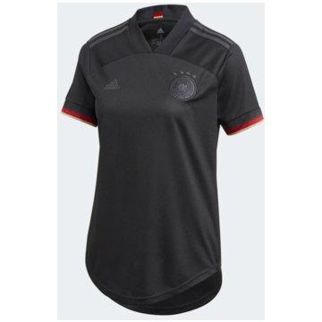adidas FußballtrikotsDFB A JSY W - EH6115 schwarz