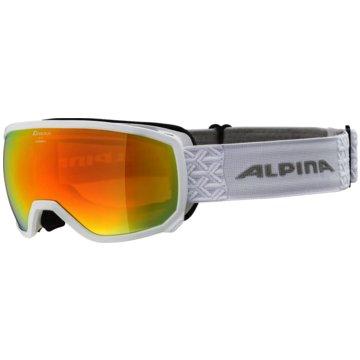 ALPINA Ski- & Snowboardbrillen weiß