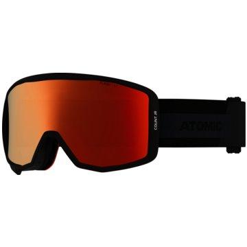 Atomic Ski- & SnowboardbrillenCOUNT JR CYLINDRICAL BLACK - AN5106092 schwarz