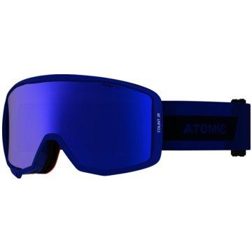 Atomic Ski- & SnowboardbrillenCOUNT JR CYLINDRICAL BLUE - AN5106094 blau