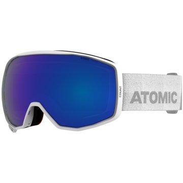 Atomic Ski- & SnowboardbrillenCOUNT PHOTO WHITE - AN5106112 weiß