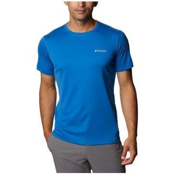Columbia T-ShirtsZERO RULES SHORT SLEEVE SHIRT - 1533313 blau