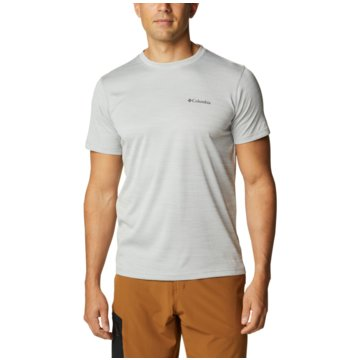 Columbia T-ShirtsZERO RULES SHORT SLEEVE SHIRT - 1533313 grau