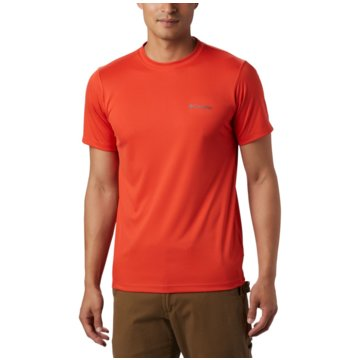 Columbia T-ShirtsZERO RULES SHORT SLEEVE SHIRT - 1533313 orange