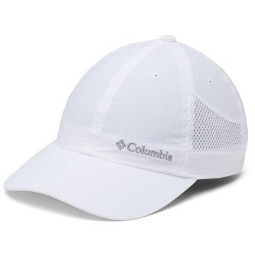 Columbia CapsTECH SHADE HAT - 1539331 weiß