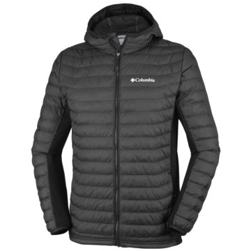 Columbia Funktions- & OutdoorjackenPOWDER PASS HOODED JACKET - 1773271 schwarz
