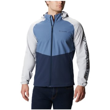 Columbia FunktionsjackenPANTHER CREEK JACKET - 1840711 blau