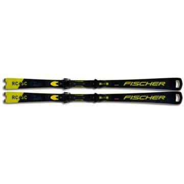 Fischer Sports SkiRC4 WC SC MT + RC4 Z12 PR - P06520 schwarz