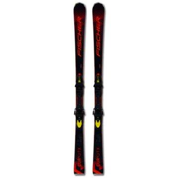 Fischer Sports SkiRC4 THE CURV TI AR + RC4 Z11 PR - P08420 rot