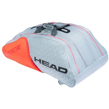 Head SporttaschenRADICAL 12R MONSTERCOMBI - 283501 grau