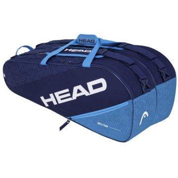 Head SporttaschenELITE 9R SUPERCOMBI - 283540 blau