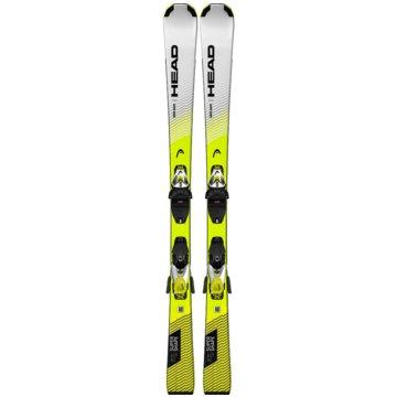 Head SkiSUPERSHAPE SLR PRO + SLR 7.5 GW AC - 31418001 gelb