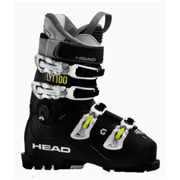 Head SkiEDGE LYT 100 W  - 600310 schwarz