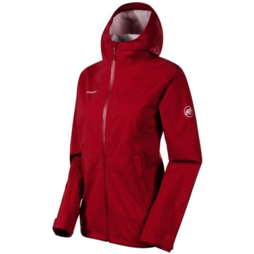 Mammut FunktionsjackenALBULA HS HOODED JACKET WOMEN - 1010-27810 rot