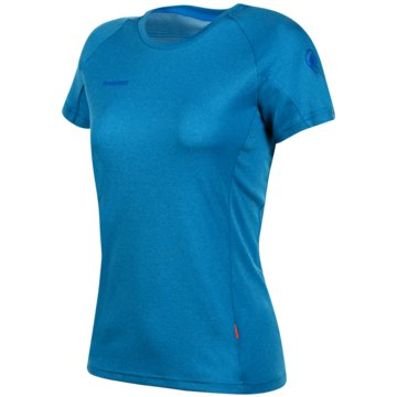 Mammut T-Shirts blau