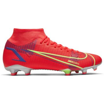 Nike Stollen-SohleMERCURIAL SUPERFLY 8 ACADEMY MG - CV0843-600 rot