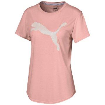 Puma T-ShirtsEVOSTRIPE TEE - 581241 017 rosa