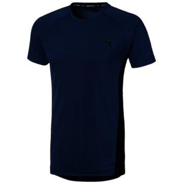 Puma T-ShirtsEVOSTRIPE TEE - 581465 043 blau