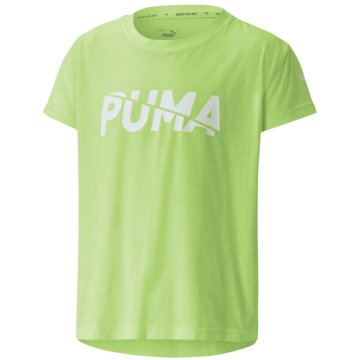 Puma T-ShirtsMODERN SPORTS LOGO TEE G - 583320-034 grün