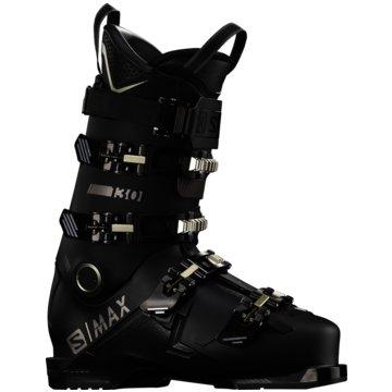 Salomon SkiSKI S/MAX 130 BLACK/BEL 24/2 - L41142600 schwarz