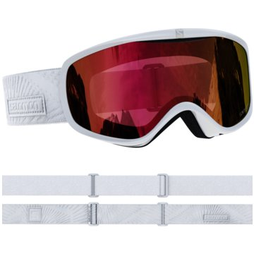 Salomon Ski- & SnowboardbrillenSENSE WHITE RAYS/UNIV. RUBY NS - L41149500 weiß