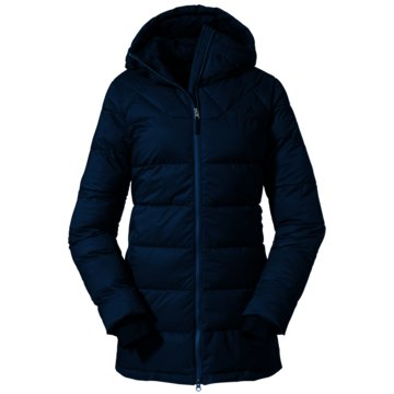 Schöffel WinterjackenINSULATED PARKA BOSTON L - 2012806 23359 blau