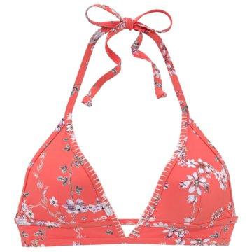 Lascana Bikini SetsTRIANGEL-TOP C/D - 23686067 orange