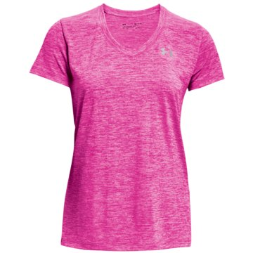 Under Armour FunktionsshirtsTECH SSV - TWIST - 1258568-660 pink