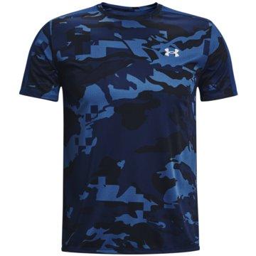 Under Armour T-Shirts blau