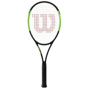 Wilson TennisschlägerBLADE 98 16X19 CV FRM W/O CVR 5 - WRT73351U schwarz