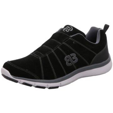 EB Komfort Slipper schwarz