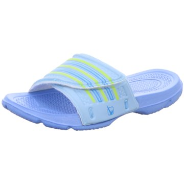 Bockstiegel Offene Schuhe blau