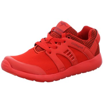 KangaROOS Sneaker Low rot