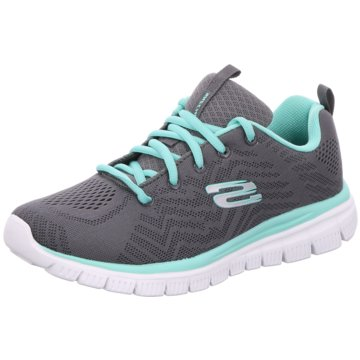 Skechers - GRACEFUL - GET CONNECTED,charcoal/g -