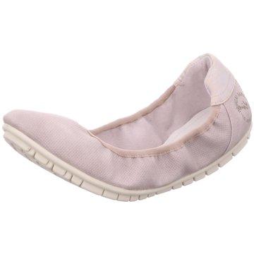 s.Oliver Faltbarer Ballerina rosa