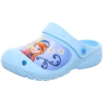 Disney Clog blau