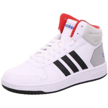 adidas Sneaker High weiß