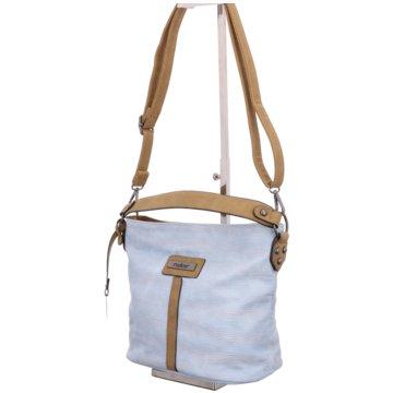 Rieker Taschen blau